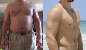 Nutrisystem Before & After Photo
